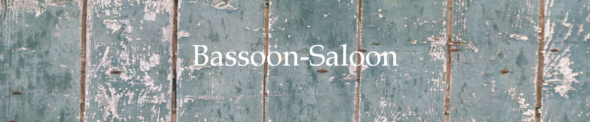 Bassoon-Saloon