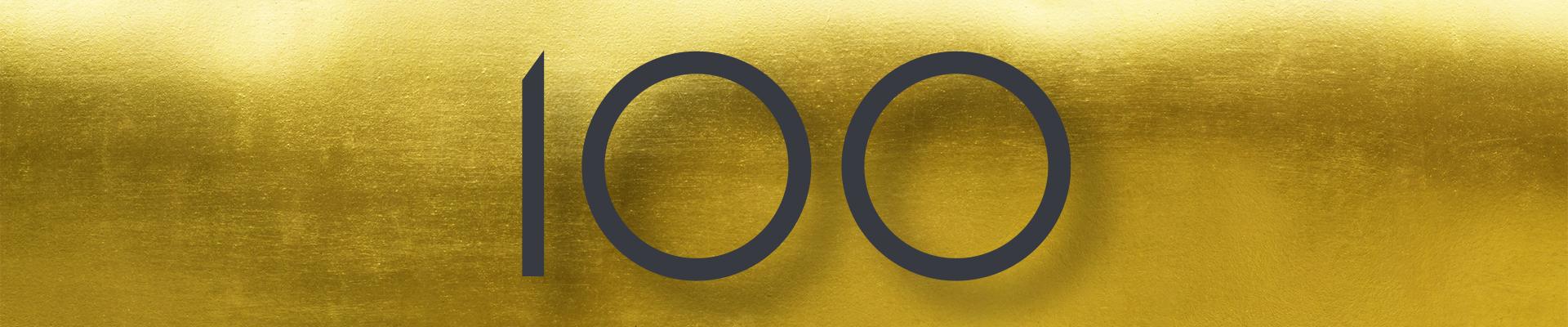 100-Jahre-Jubiläum