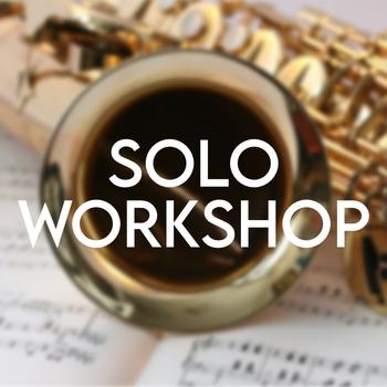 Raschèr Baltic Academy - solo workshop