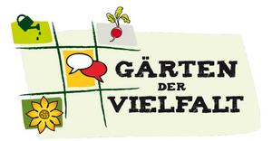 Logo Gärten der Vielfalt